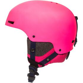 Roxy Muse Casco Mujer, neon pink
